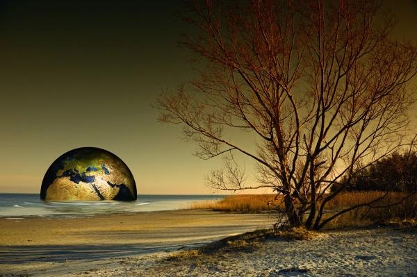 Globus Meer Yoga